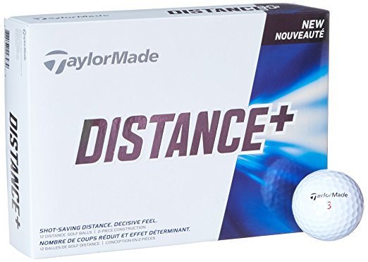 TaylorMade Distance Plus Golf Ball